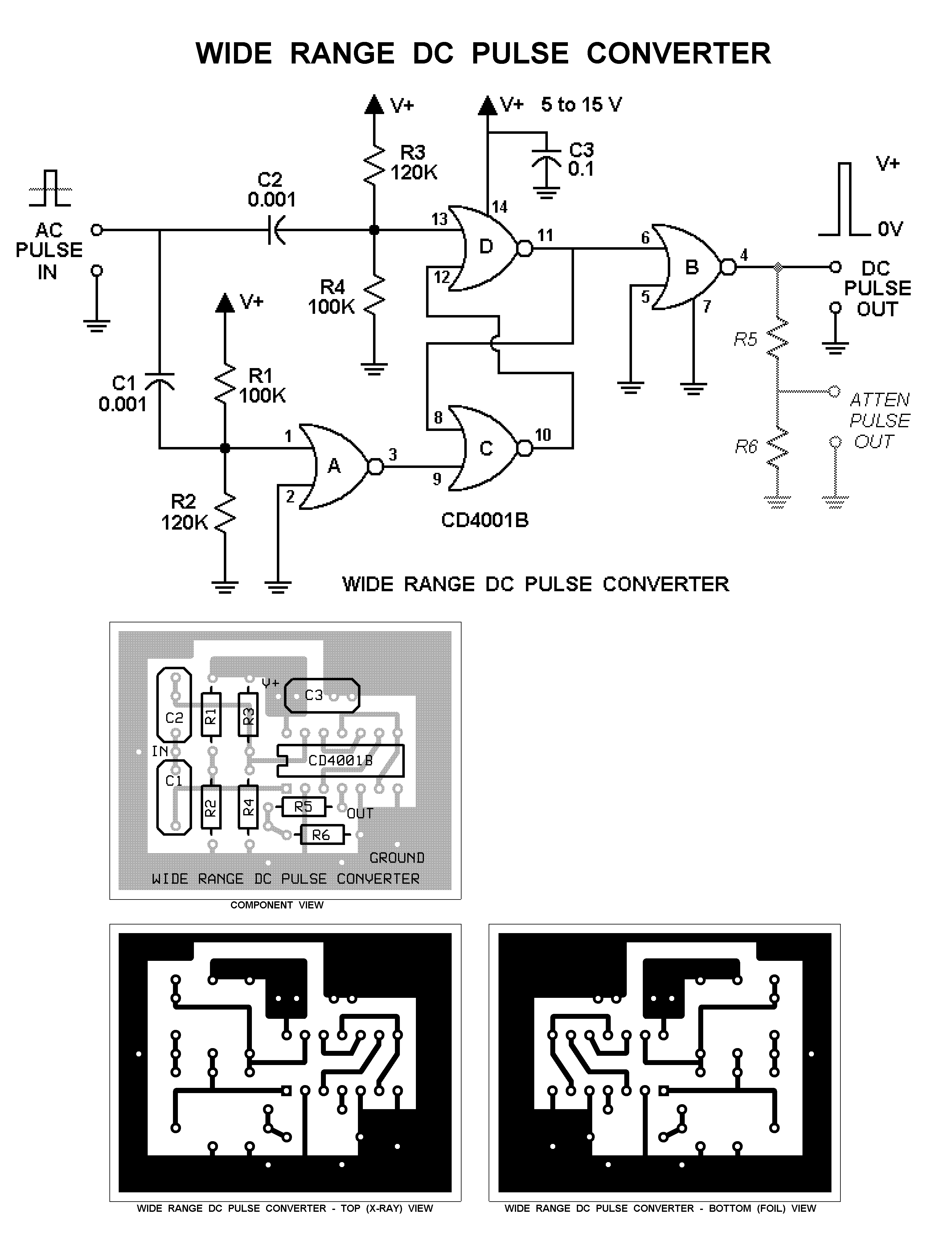Daqarta Printed Circuits Dc Drill Wiring Diagram Free Picture Schematic Printable And Layouts