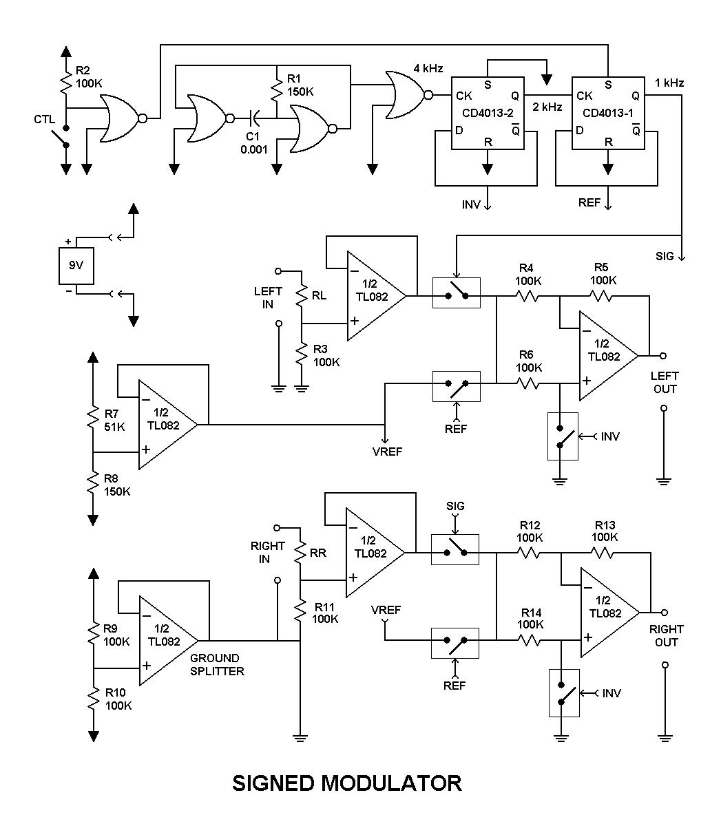 Daqarta - Sound Card External DC-to-AC Modulator [ 1200 x 1047 Pixel ]